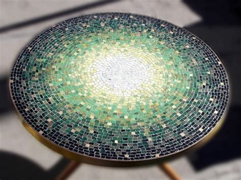 Mosaic glass tiles for crafts.