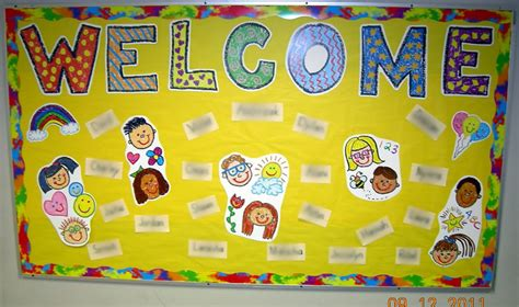 School Soft Board Decoration Ideas