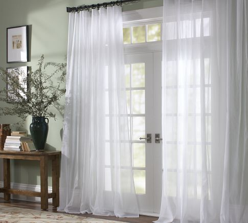 Classic White & Neutral Curtains