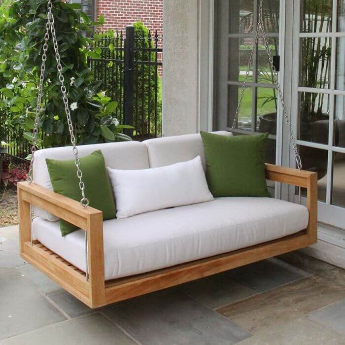 Daybed Swing Chair