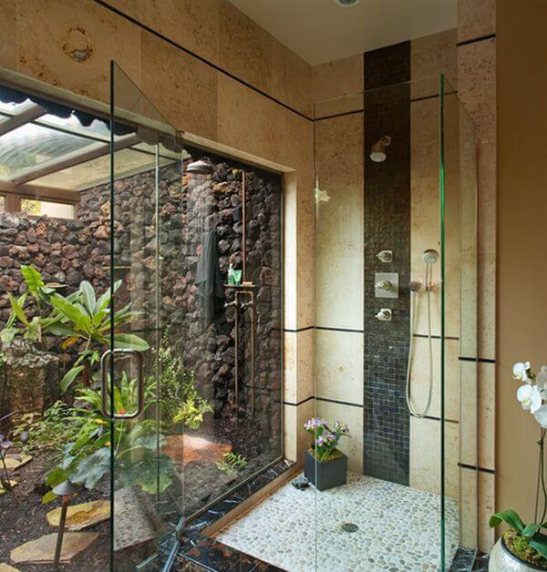 Dual Combo Shower