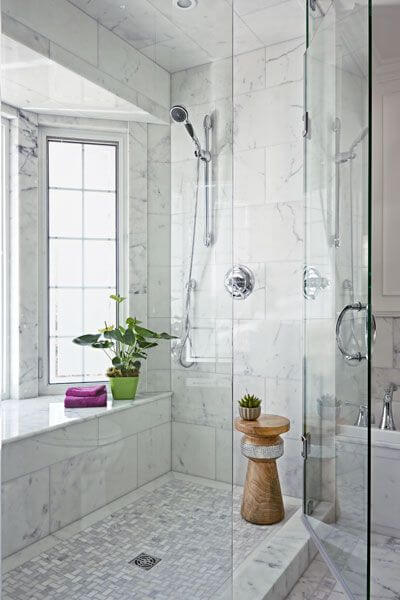 Light-filled Shower