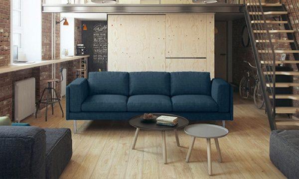 Skinny Fat Condo Sofa