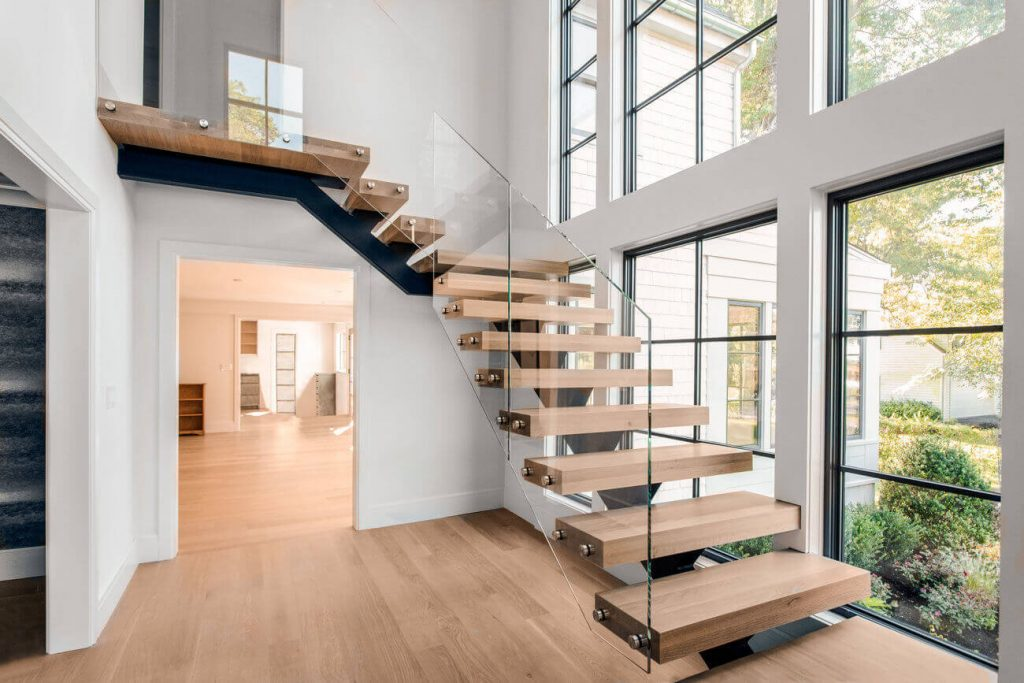 Types of Staircases